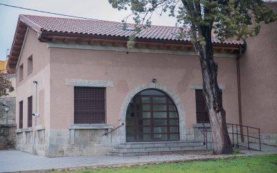 Antiguas escuelas parroquiales