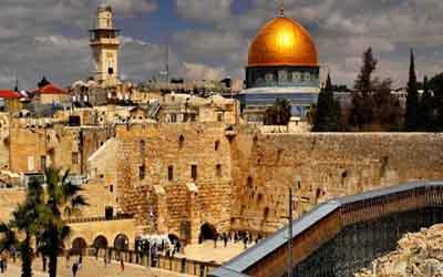 Jerusalén – El Templo
