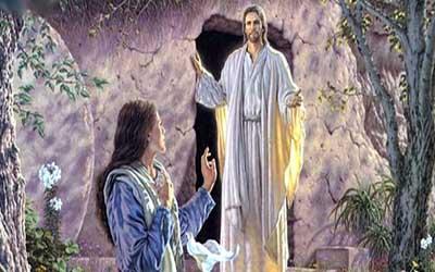 Jerusalén, la Resurrección.