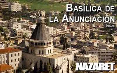 Nazaret: Basílica Anunciación
