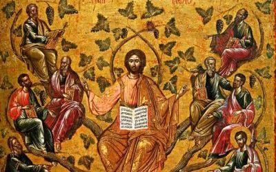 Domingo 5 de Pascua · 2 mayo