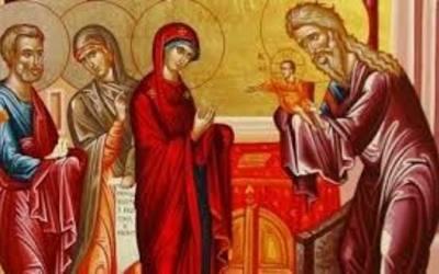 Presentación del Señor en el Templo · 2 febrero