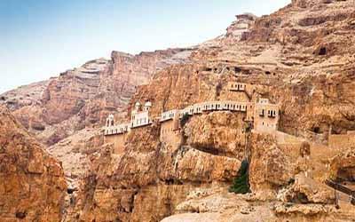 Jericó – Río Jordán – Qumram