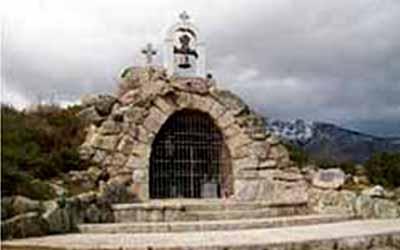 Ermita de la Virgen de El Espino