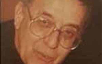 Don Eugenio Montero Morales