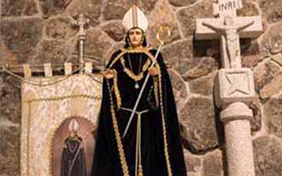 Devotos de san Benito