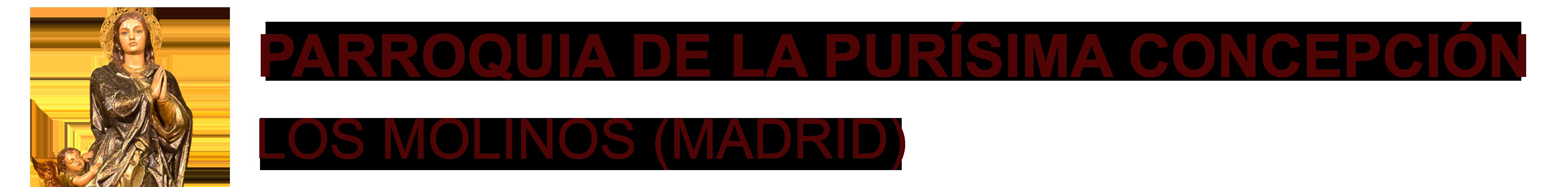 Parroquia Purísima Concepción de Los Molinos (Madrid)