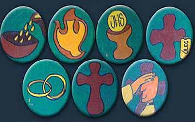 ¿Qué son los sacramentos?